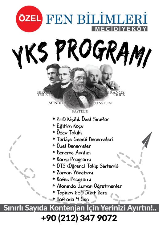 YKS Programı