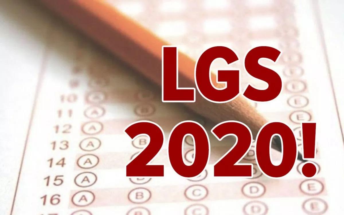 LGS Sınavı 2020